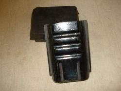 Rubber feet for crawlers military vehicles Rubber products manufacturers