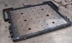 Molded rubbers EPDM peroxid cured gaskets Rubber products manufacturers